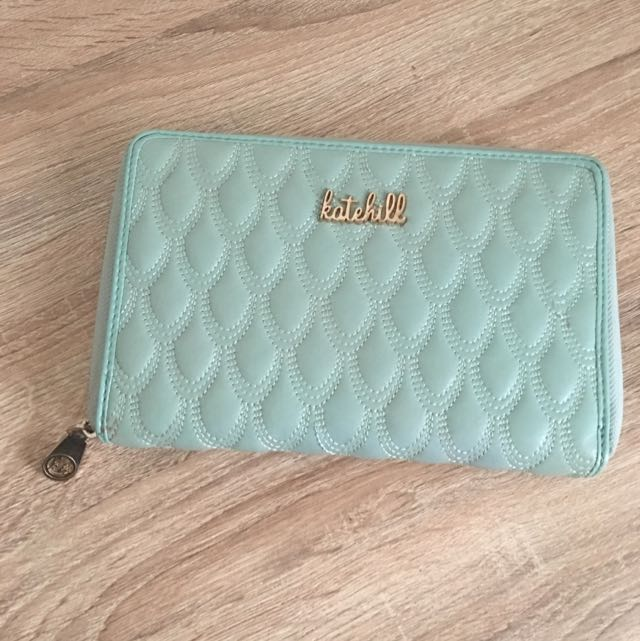 Kate Hill, Travel Wallet