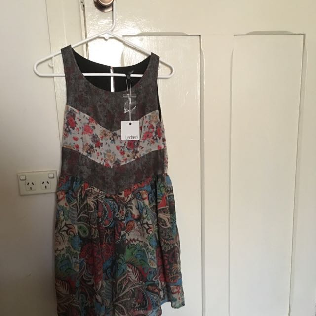 Ladakh Dress, Size 12 Brand New With Tags Never Worn