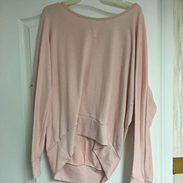 Light Pink Comfy Sweater