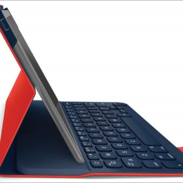 official photos e9187 9c849 Logitech Type+ Keyboard Case (iPad Air 2)