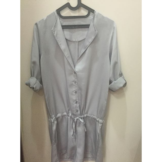Love&flair Grey Jumpsuit
