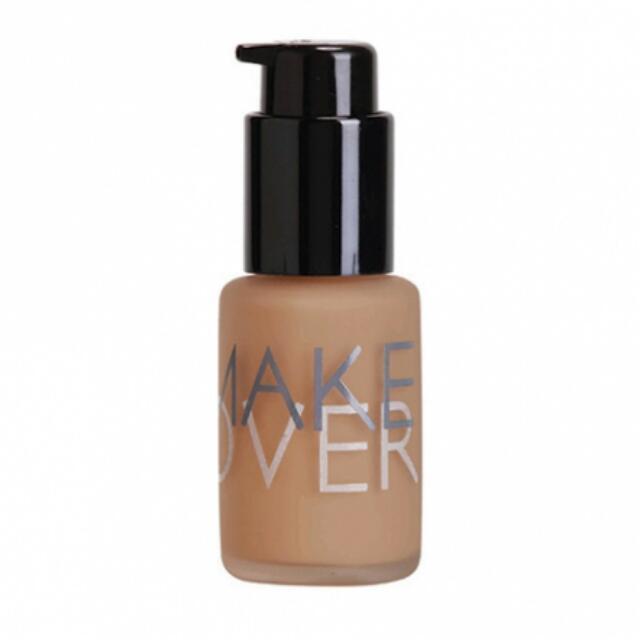Make Over Ultra Cover Liquid Matte Foundation #04 Amber Rose