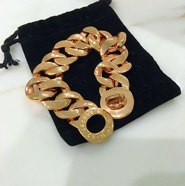 ON HOLD Marc By Marc Jacobs Chain Link Bracelet Large