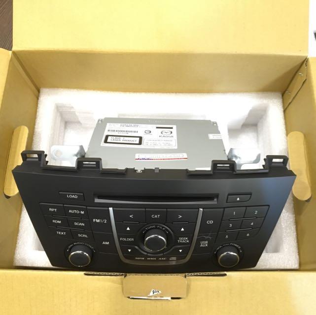 Mazda 5 原廠音響 (全新)