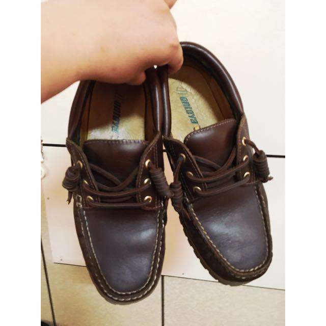 Motoya 雷根鞋
