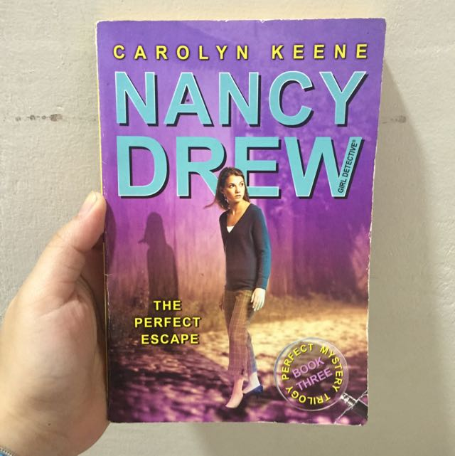 Nancy Drew- The Perfect Escape