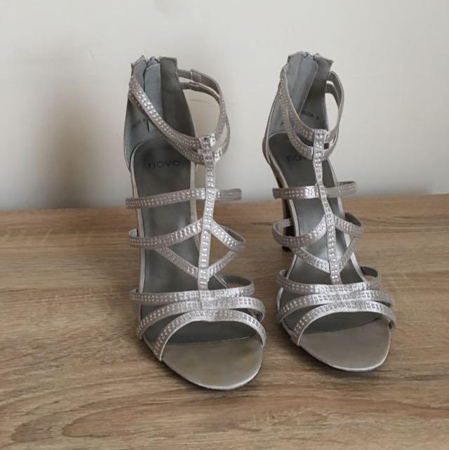 Novo Heels, Size 8 Worn Once