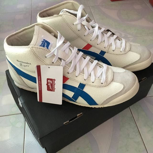 finest selection c37f3 f2feb Onitsuka Tiger Mexico 66 Mid Runner