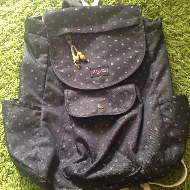 Preloved Jansport Bag