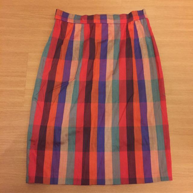 Preloved Vintage Skirt