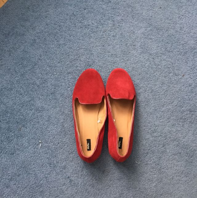 Red BDG Flats