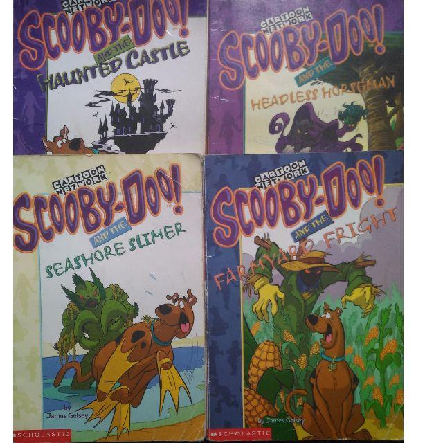 Scooby Doo Cartoon Network Babies Kids On Carousell