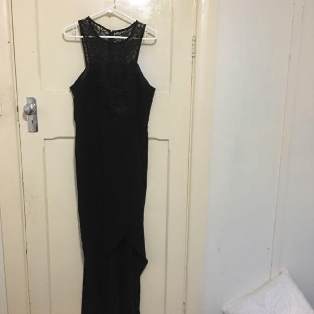 Seduce Hi-low Dress, Size 14 Worn Once
