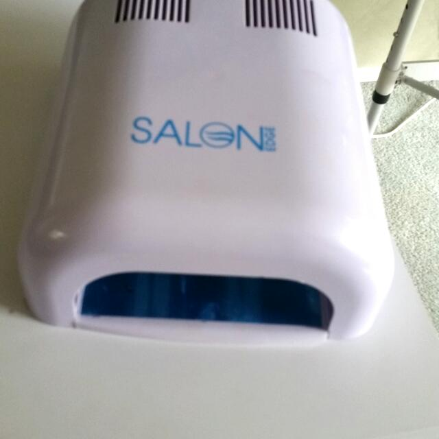 Shellac/gel UV Lamp With Timer