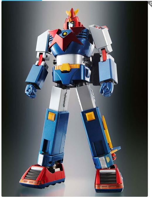 Soul Of Chogokin GX-31V (40th Anniv.) - Voltes V (Chogokin 40th Anniversary Commemoration Ver.)
