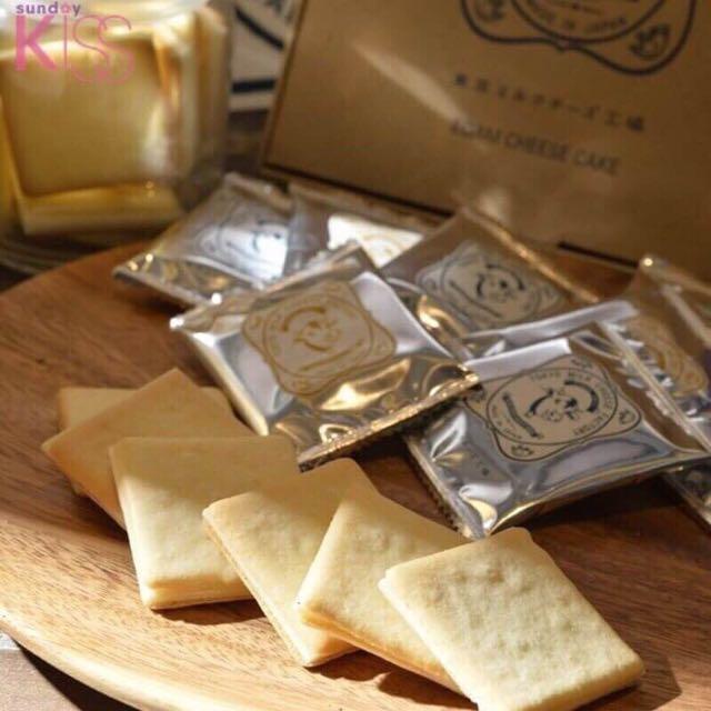 日本TOKYO MILK CHEESE FACTORY牛奶起司餅乾