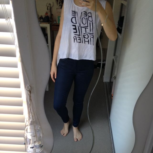 Top & Jeans