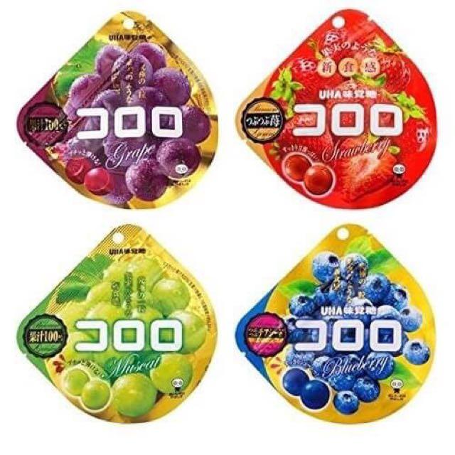 日本UHA味覺糖