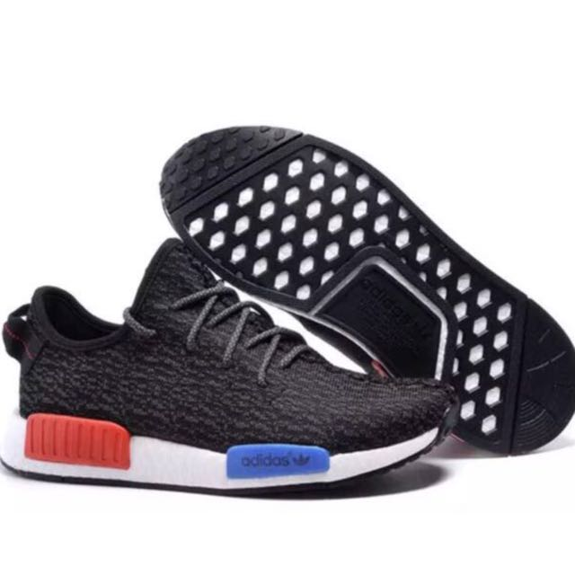 the latest 07b91 4a67e Unisex Adidas NMD X Yeezy 350 Boost Running Shoes Sport ...