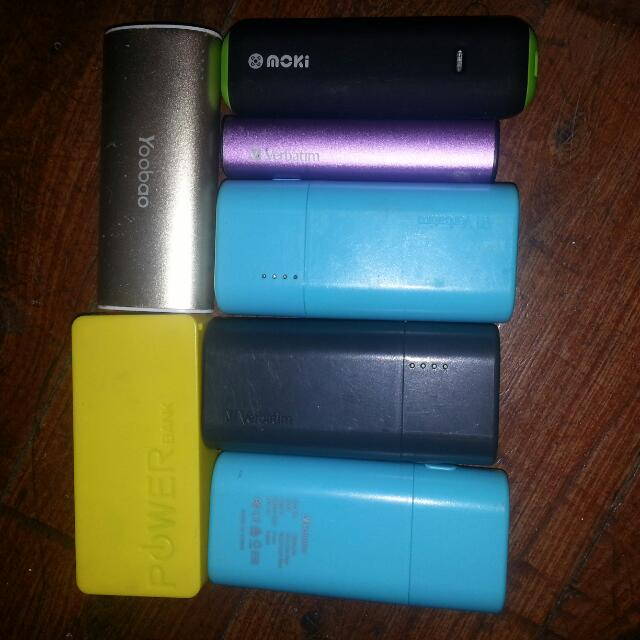 USB Chargers Dual And Single