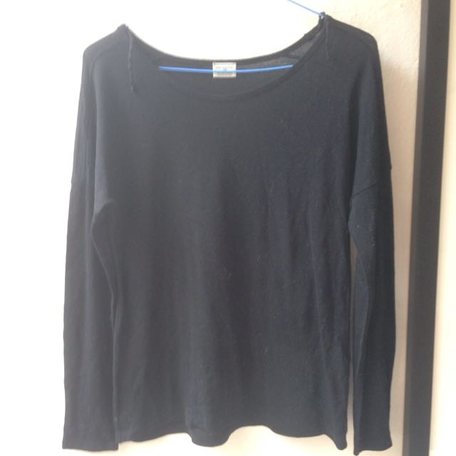 ZARA Long Sleeve Bundle - Navy, Black, Cream