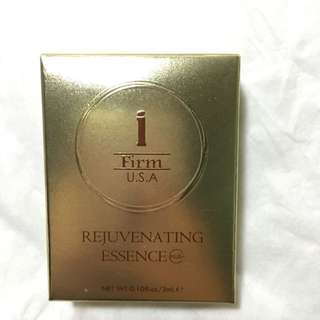 美國 逆轉抗皺美肌精華油 USA i Firm Rejuvenating Essence 3ml