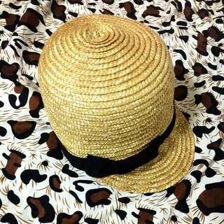 全新 渡假風草帽
