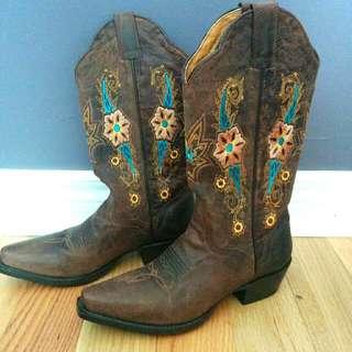 JB Dillon Cowboy Boots