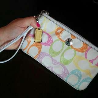 Coach Zippy Handbag