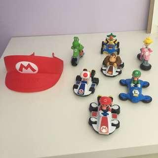 Mario Kart 8 (McDonalds Toys Set)