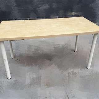 almost new ikea desk