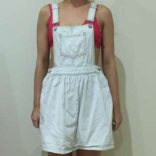 Fire Fusion Overall Dress Size 8