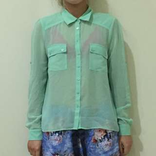 Forever New Top Size Xs