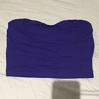 KOOKAI strapless Boob tube