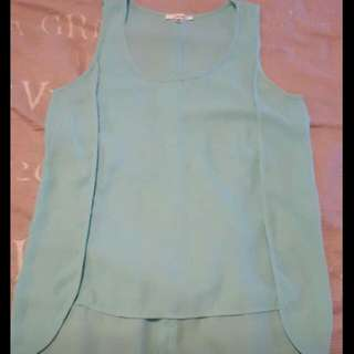 Into Mint Top