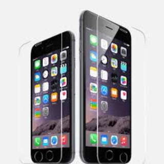 Screen Protectors for iPhone 4/4S + 5/5S