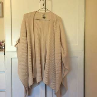 Cotton On Knitted Cape