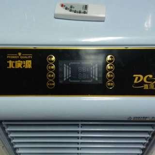 (商品交易保留中)大家源 負離子DC直流 調節水冷扇 TCY-8911