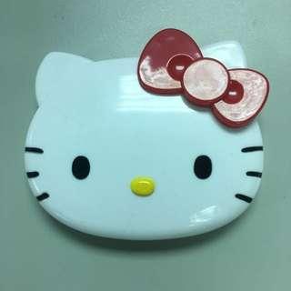 Kitty鏡子 梳子