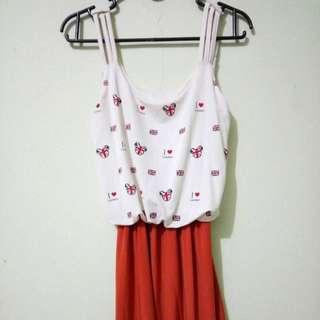 mini dress mickey