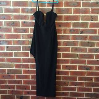 Black Dress, Size 12