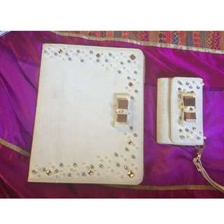 iPad And iPhone Cover