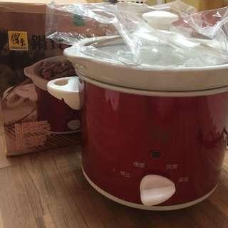全新鍋寶養生燉鍋 1.8L