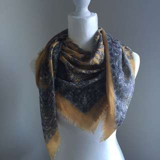 Dotti Patterned Scarf