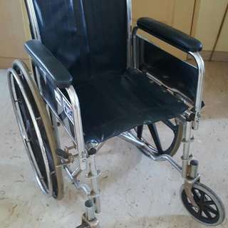 Wheelchair Solid