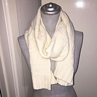Coach Knitted Scarf