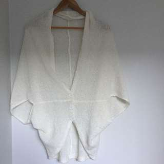 Cosy/baggy Size 8 Cardigan