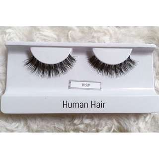 Bulu Mata Palsu / Human Hair Lashes