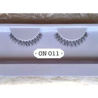 Bulu Mata Palsu / Synthetic Hair Lashes