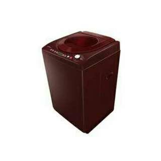 Mesin Cuci Polytron PAW 9512M - Merah